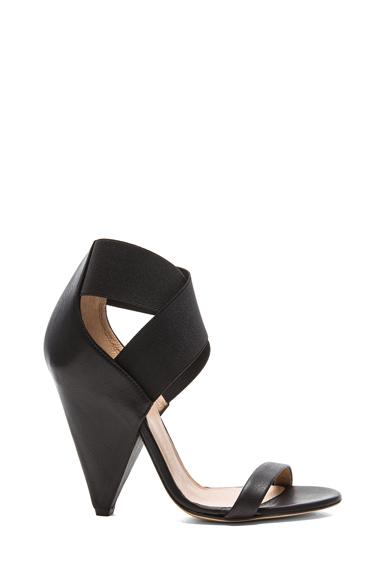 Sohak Leather Heels