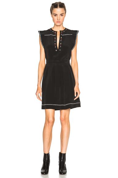 Fergie Eyelet Embroidery Dress