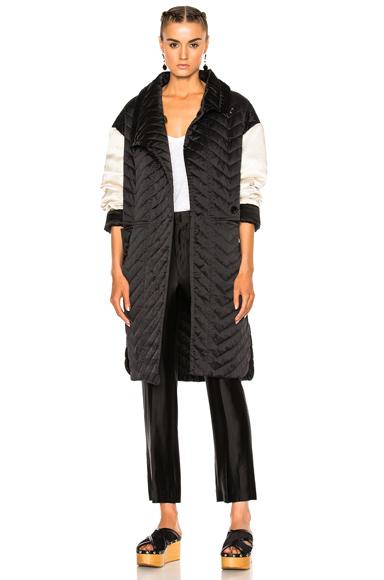 Howell Silk Padded Jacket