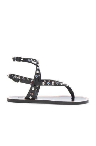 Leather Audrio Sandals
