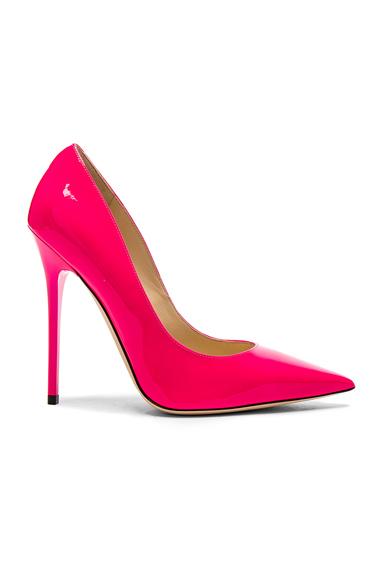 Neon Patent Leather Anouk  Heels