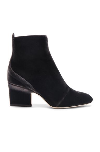 Velvet Autumn Boots