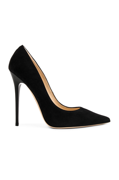 Anouk Suede Pumps
