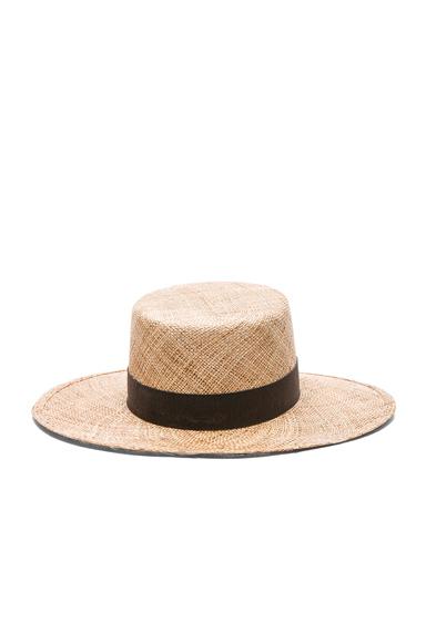 Jade Bolero Hat