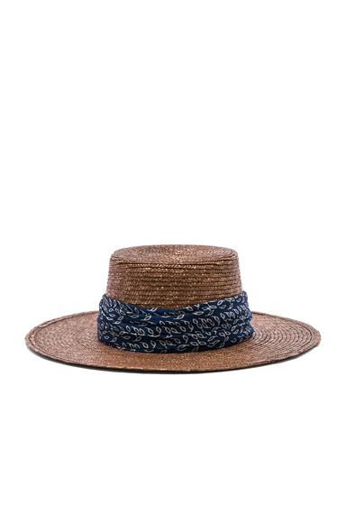 Louis Bolero Hat