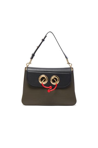 Medium Pierce Bag with Eyelets