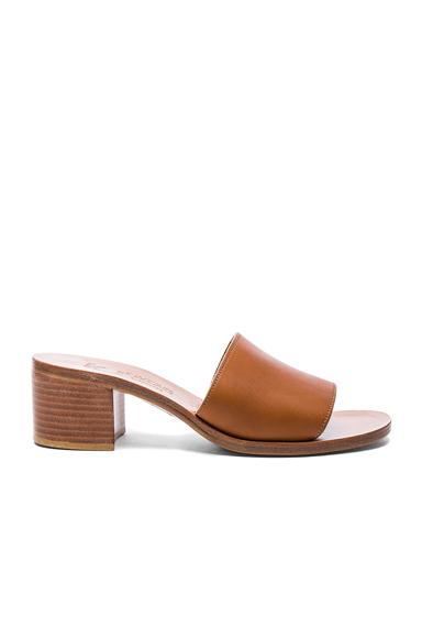 Leather Caprika Sandals