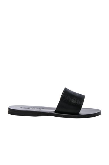 Leather Arezzo Sandals