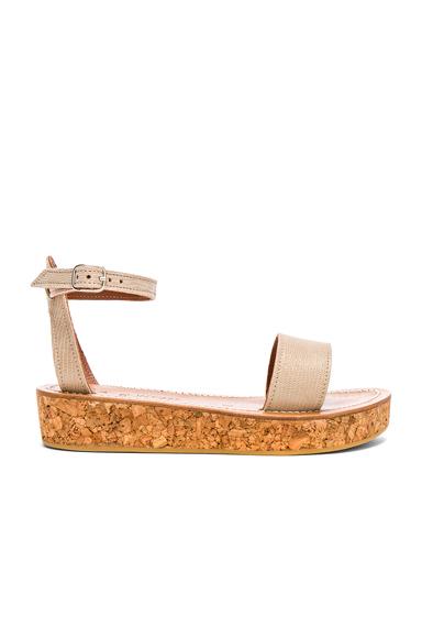 Suede Talloire Sandals