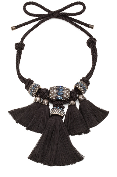 Cord Necklace