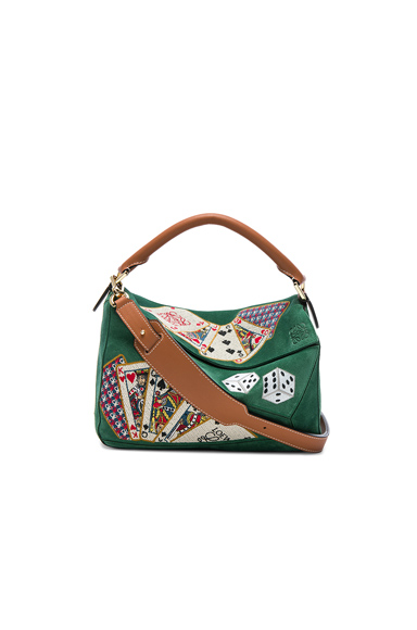 Playing Card Puzzle Bag