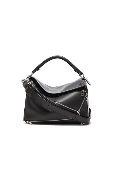 Puzzle Zips Bag
