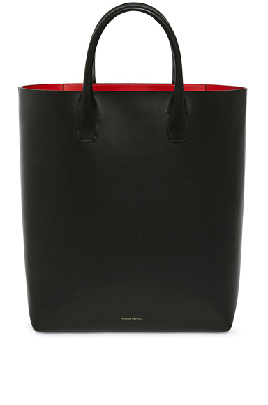 Vegetable Tanned North South Tote