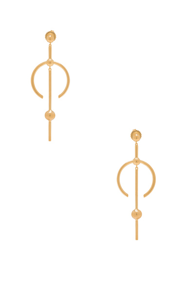 Hydra Medi Earrings
