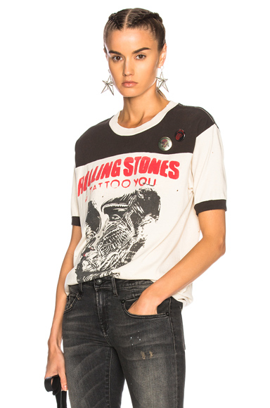 Rolling Stones Tattoo You Tee