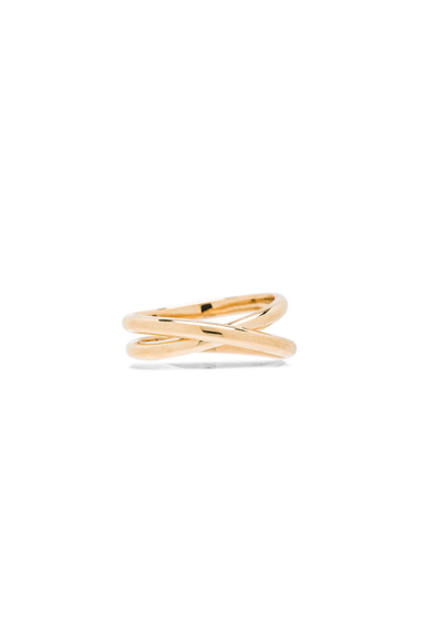 Fine Twisted Ring
