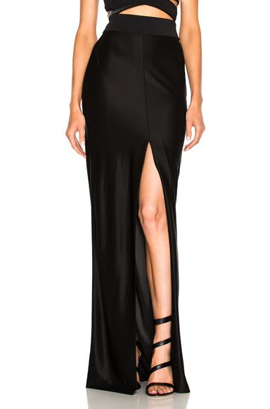 Luxury Jersey Skirt