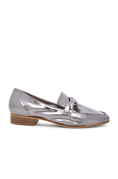 Leather Manuela Loafers