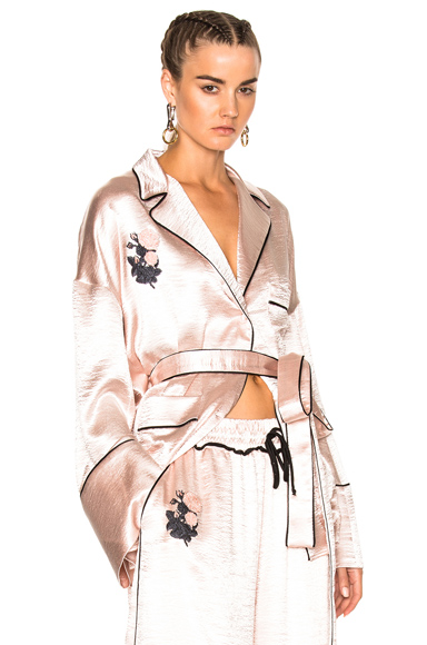 for FWRD Pajama Shirt
