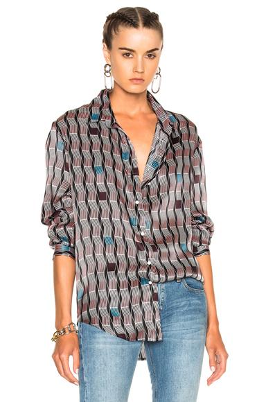 for FWRD Silk Shirt