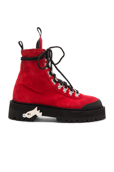 for FWRD Suede Hiking Boots