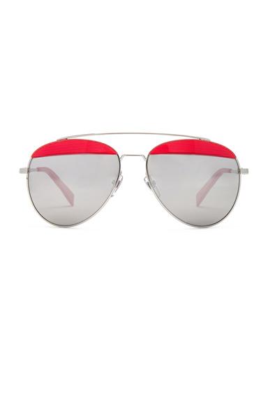 x Alain Mikli Aviator Sunglasses