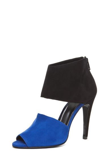 Multi Colored Heel