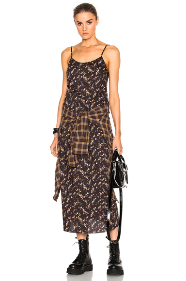 Slip Grunge Dress