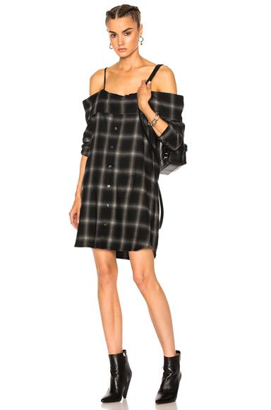 Slip Shirt Dress