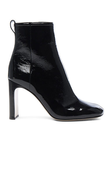 Patent Leather Ellis Boot