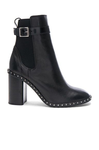 Leather Romi Booties