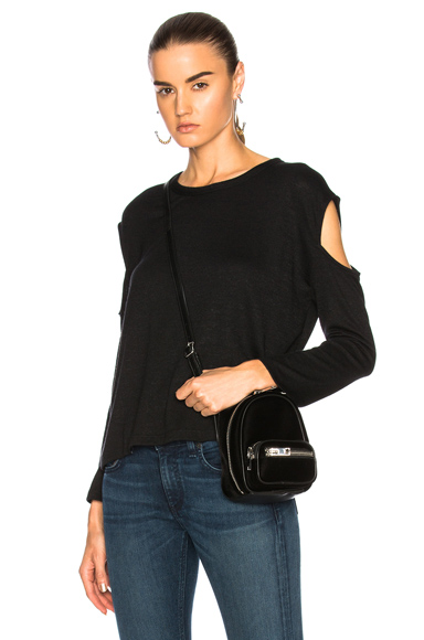 Slash Long Sleeve Top