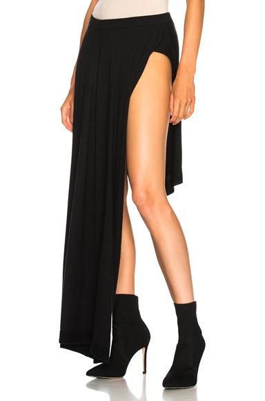 Cashmere Boner Pillar Skirt