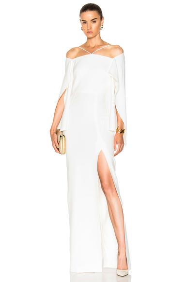 Cheveley Stretch Viscose Gown