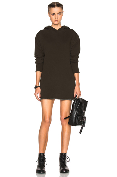 Celine Sweatshirt Dress