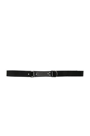 Oval Monogramme Belt