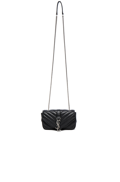 Baby Monogramme Quilted Chain Bag