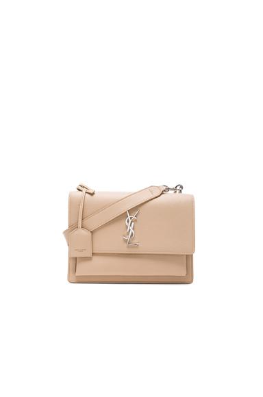 Sunset Medium Monogramme Chain Bag