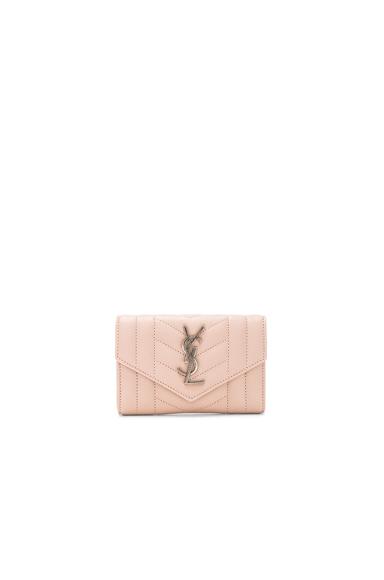 Small Monogramme Envelope Wallet