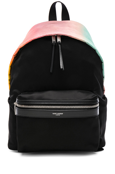 Mini Ombre Satin City Backpack