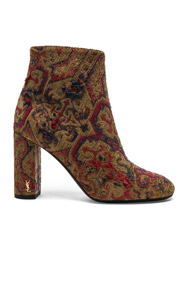 Leather Loulou Boots