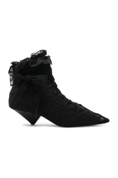 Blaze Lace Ankle Boots