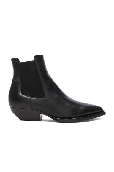Theo Leather Chelsea Boots