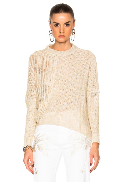 Chunky Stitch Sweater