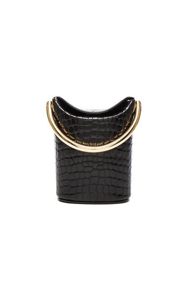 Alter Croc Bucket Bag