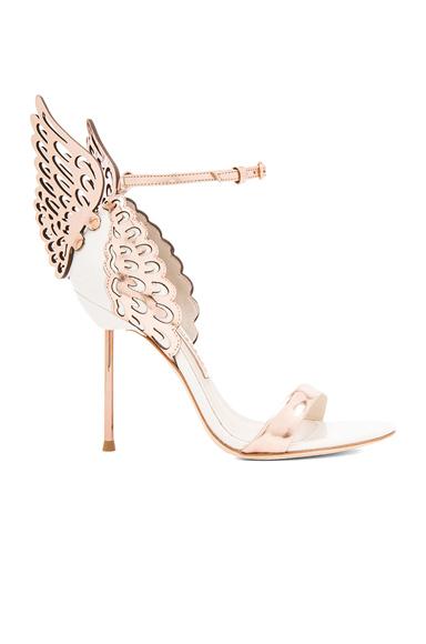 Evangeline Leather Heels