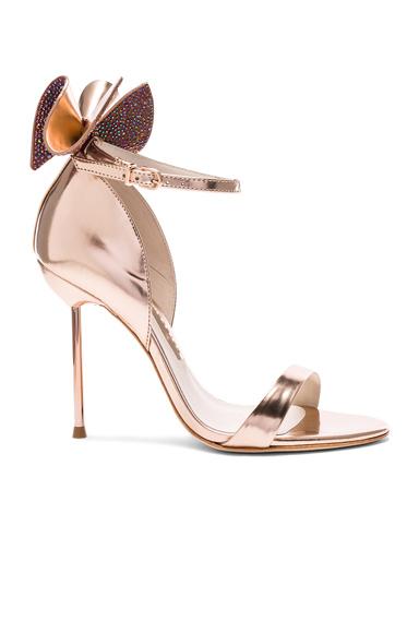 Leather Maya Heels