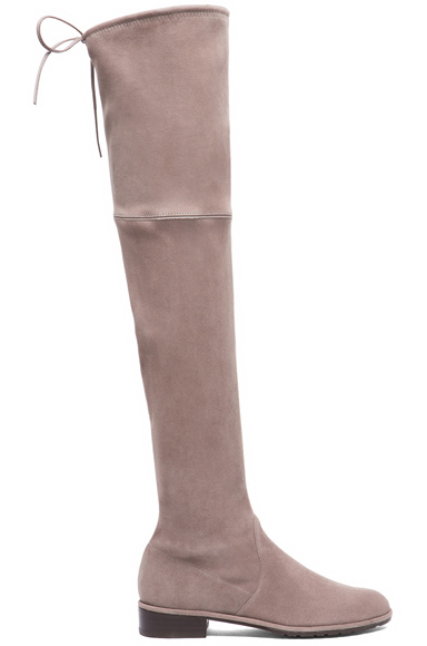 Lowland Suede Boots