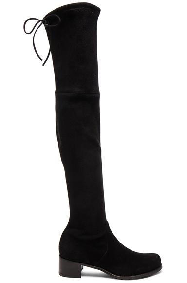 Suede Midland Boots