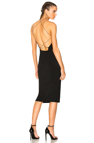 Razor Front Dress